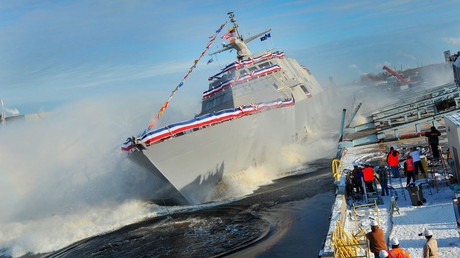 US Navy's newest ship breaks down 20 days after commissioning, towed to emergency repair