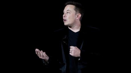 Tesla Motors CEO Elon Musk © Stephen Lam