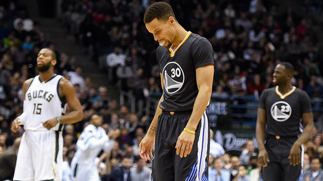 NBA: Warriors' hot streak ended at 28 by the Bucks