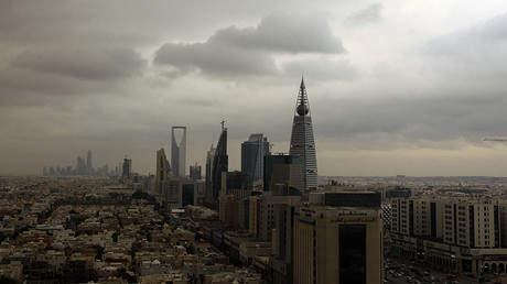 The Riyadh skyline. © Faisal Al Nasser