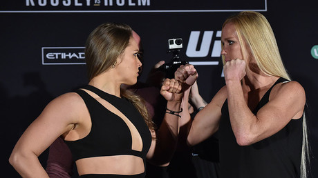 Rousey v Holm II could smash UFC records