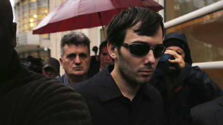 Karma strikes again: Pharma company with ties to Martin Shkreli files for bankruptcy