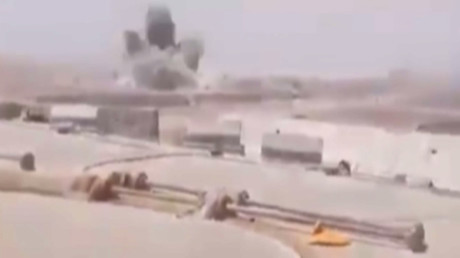 VIDEO emerges purporting to show deadly US airstrike against Iraqi forces