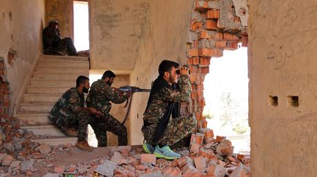 Turkish military crackdown & curfews force 200,000 civilians flee Kurdish southeast – report