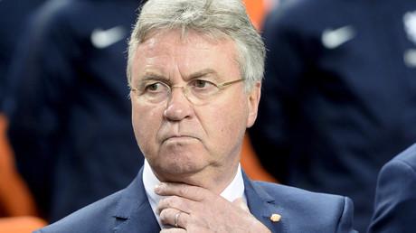Go Guus! Abramovich returns to Hiddink to rescue Chelsea again
