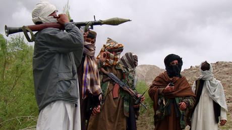 Taliban militants in Afghanistan © Reuters