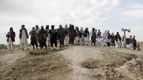 Members of the Taliban © Stringer