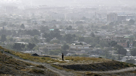 Rockets fall on Kabul as Taliban intensifies onslaught across Afghanistan