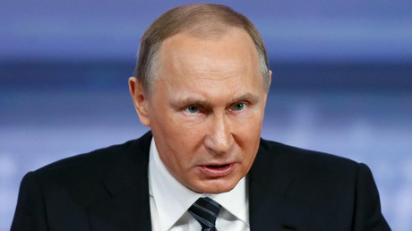 Putin denies Russia sabotaged talks on free trade zone with Ukraine