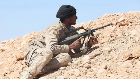 Yemeni rebels target Saudi oil installation with ballistic missile
