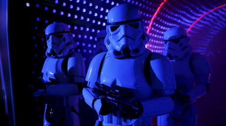 Spoiling for a fight: Star Wars fan arrested for gun threat over spoiler