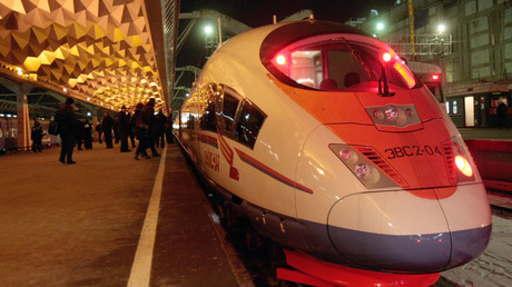 German consortium offers ‎€2bn to invest in high-speed Russian railways
