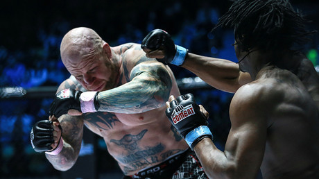 Jeff Monson knocked out in Christmas Day fight (VIDEO)