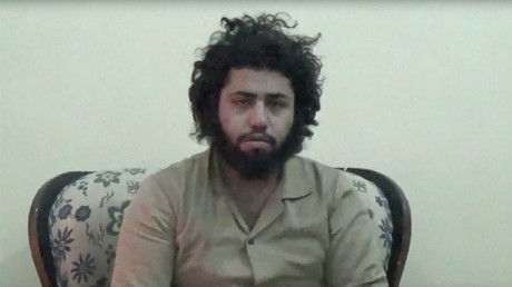 Captured ISIS fighter says 'trained in Turkey, ISIS thinks it's safer here than Syria'