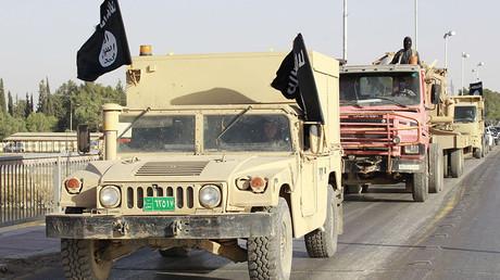 ISIS sets up 'spoils of war' dept to handle slaves, stolen treasure