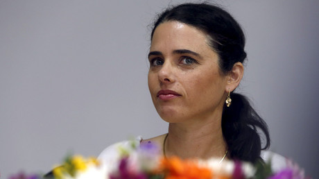 Israeli justice minister turns to police after professor calls her 'neo-Nazi scum' on FB