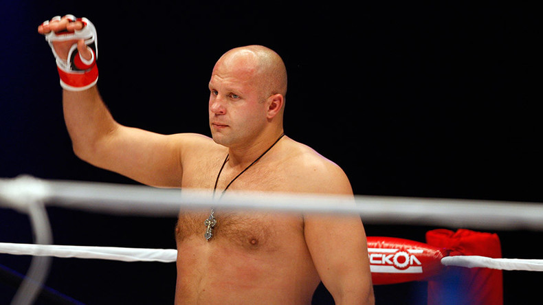 Emelianenko makes winning return to MMA action