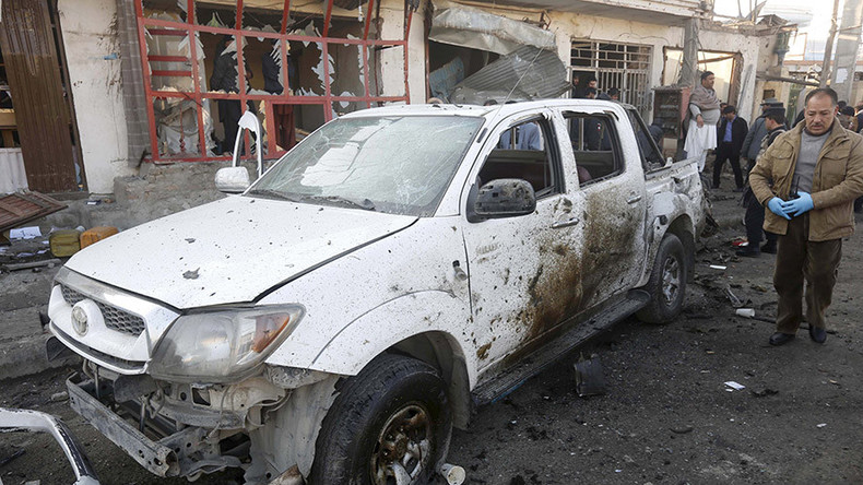 Car bomb targets French restaurant in Kabul, Taliban claims attack
