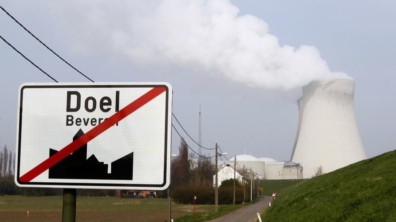 Belgian nuclear plant's reactor shuts down days after reboot