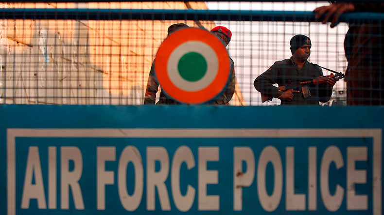 Search op at Indian airbase underway, 2 more militants confirmed killed