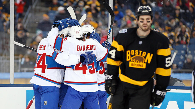 2016 NHL Winter Classic: Canadiens win 5-1 over hometown Bruins