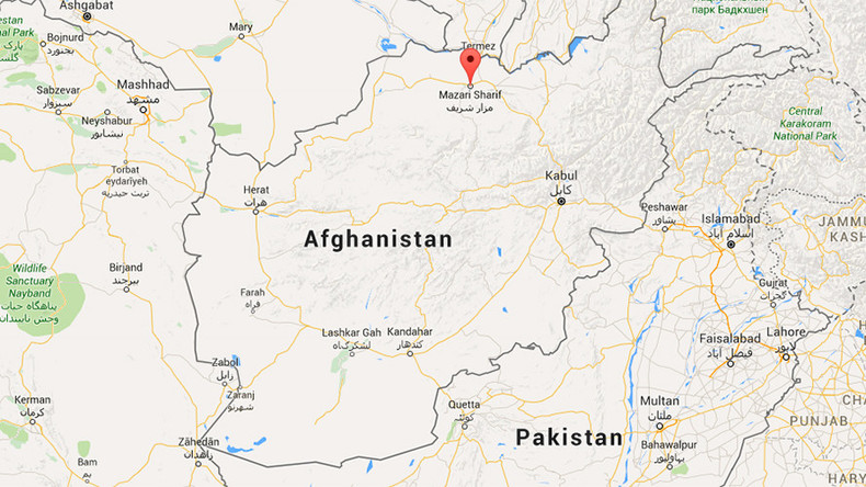 Blasts, gunfire target Indian consulate in northern Afghanistan