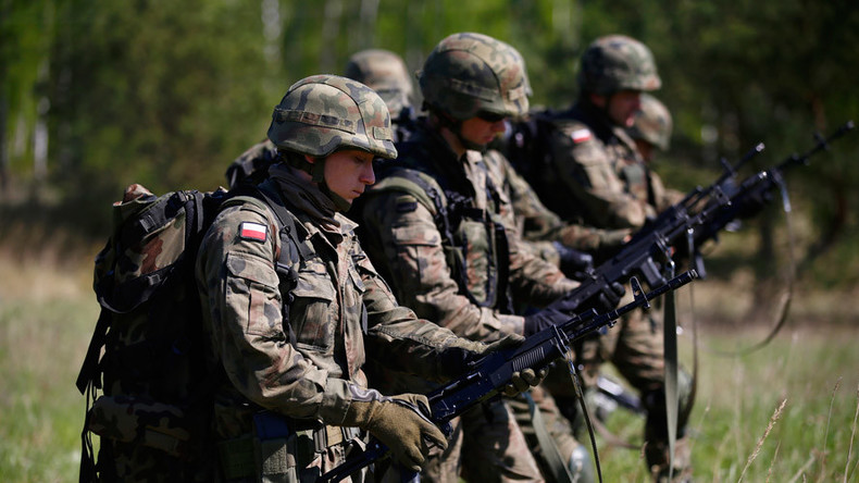 Poland could back UK migrant benefit cuts in exchange for more NATO troops - FM