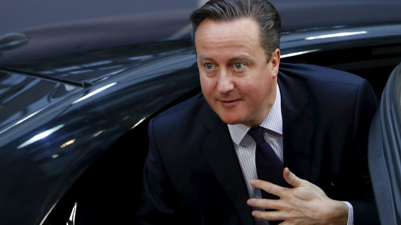Cameron's refugee response 'too slow, too low, too narrow' – 27 leading charities
