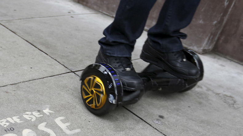 Atlanta girl shot in back over her Christmas hoverboard in robbery