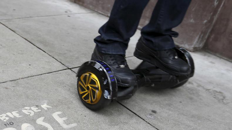 Atlanta girl shot in back over her Christmas hoverboard in robbery