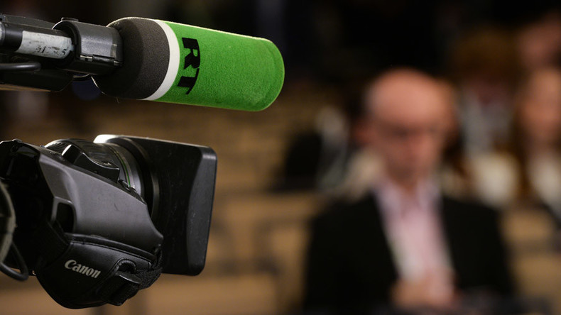 US media agency BBG chief says more taxpayer money needed 'to counter RT'