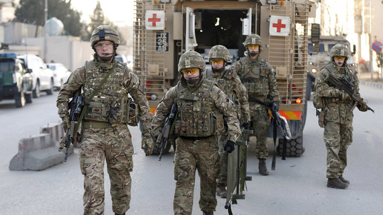 British A-team? UK needs US-style 'Tier 2' special forces to beat ISIS, says ex-soldier