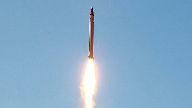 Emad for it: Iran unveils underground ballistic rocket launch site
