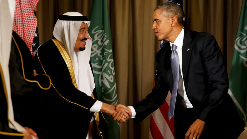 How Saudi executions followed giant US arms deal