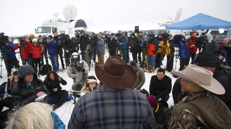 'I live here': No plans for Oregon militia to vacate after 4 days of occupation