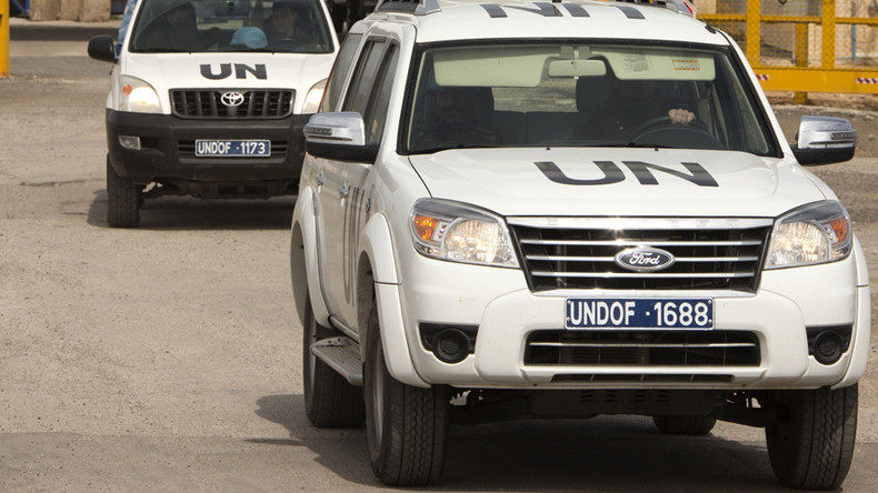UN probes alleged CAR child abuse by peacekeepers