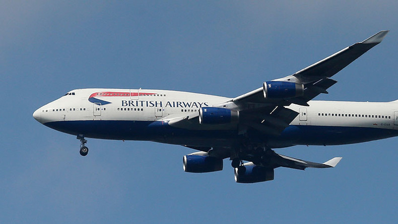 BA flight passenger screamed 'I have a bomb, everyone's going to die!'