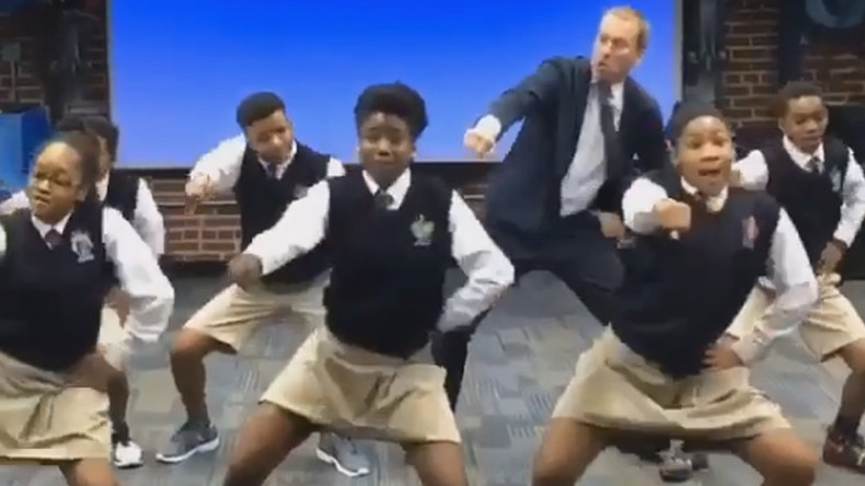 Atlanta 'dance' teacher becomes Facebook hero with viral video (VIDEO)