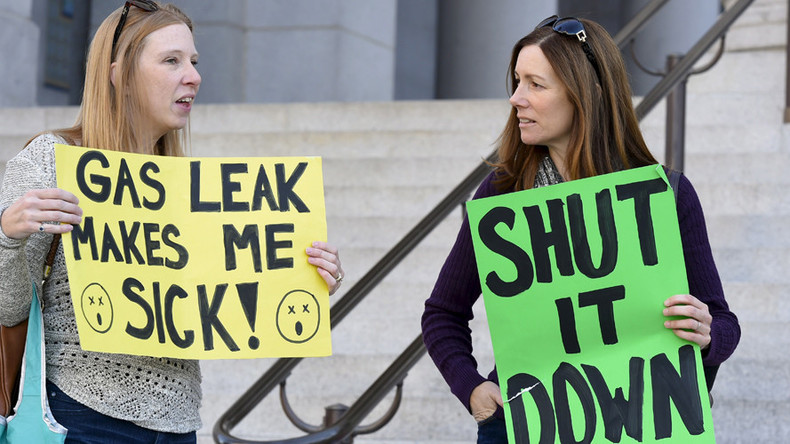State of emergency declared over huge Los Angeles County methane leak