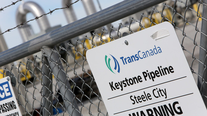 'Arbitrary, unjustified': Keystone XL pipeline builder sues US government over rejection