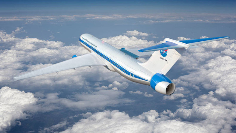Electric skies: NASA claims progress on hybrid plane engine