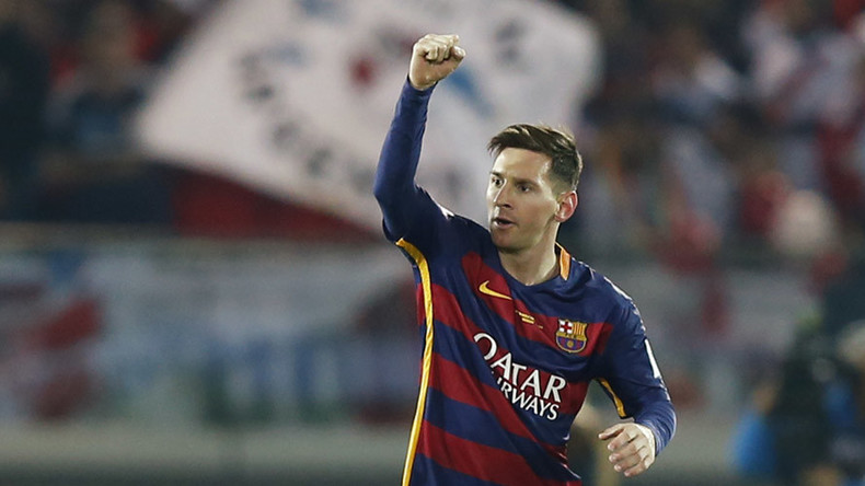 Messi still tops football valuation list