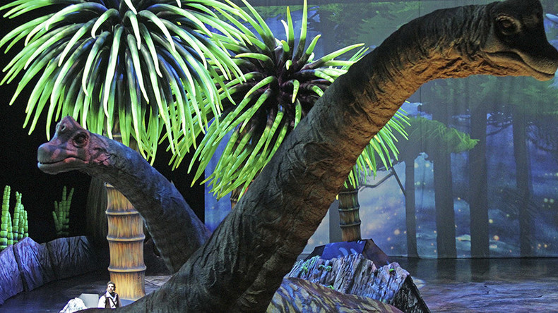 Groovy kind of love: Researchers discover dinosaur mating dents in ground