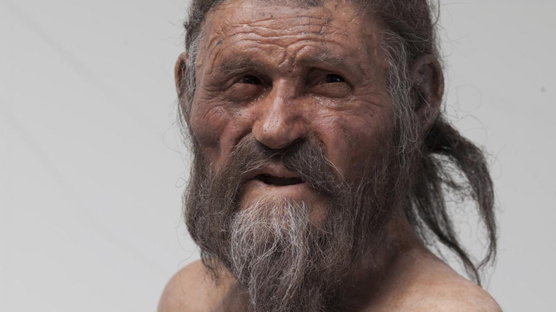 Ice mummy's 5,300 yo stomach bug helps trace prehistoric migration