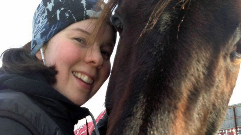 Swedish jockey stands by decision to eat her beloved horse
