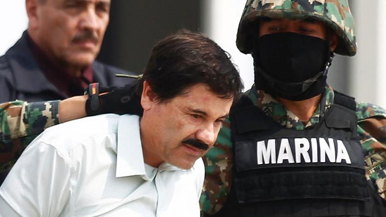 Mexico captures fugitive drug lord 'El Chapo' Guzman – president