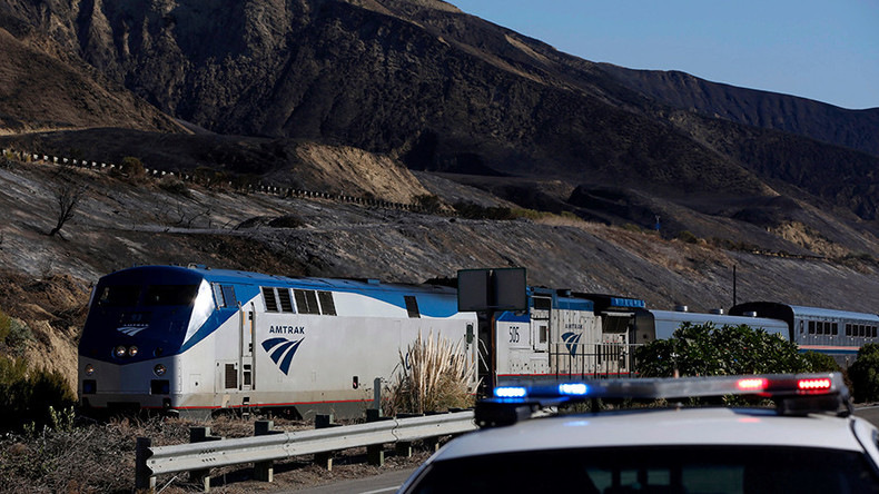 DEA paid Amtrak employee $850k for info they didn't need – DoJ