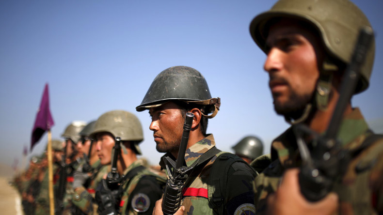 NATO report slams Afghan army as mission incapable