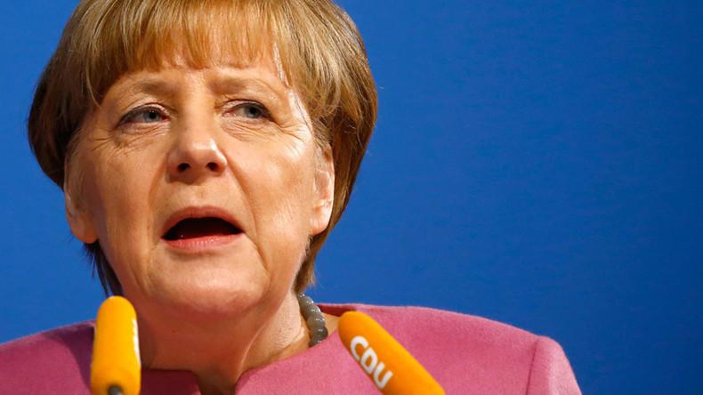 Merkel's welcome message to migrants was 'rather stupid' – UKIP MEP