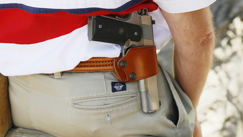 Gun-ho: Open carry now allowed in Texas ... including in state-run psychiatric hospitals